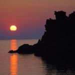 suaki tramonto