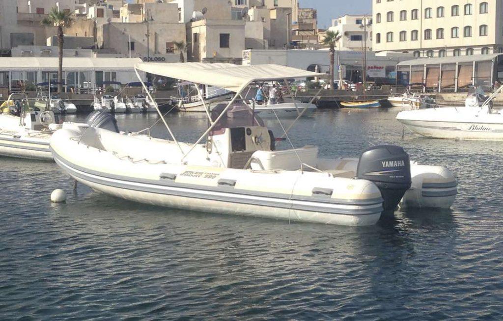 Joker Boat 580
